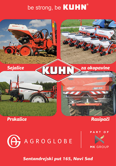 Kuhn-prikljucne masine